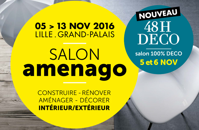 Salon AMENAGO à Lille